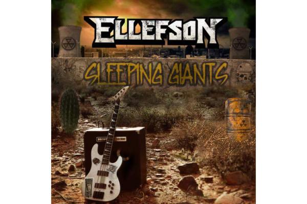 Megadeth's David Ellefson Releases Debut Solo Album, Second Memoir