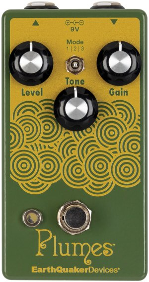 EarthQuaker Devices The Plumes Pedal