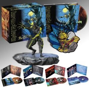 Iron Maiden Studio Collection Reissues (Third Set)