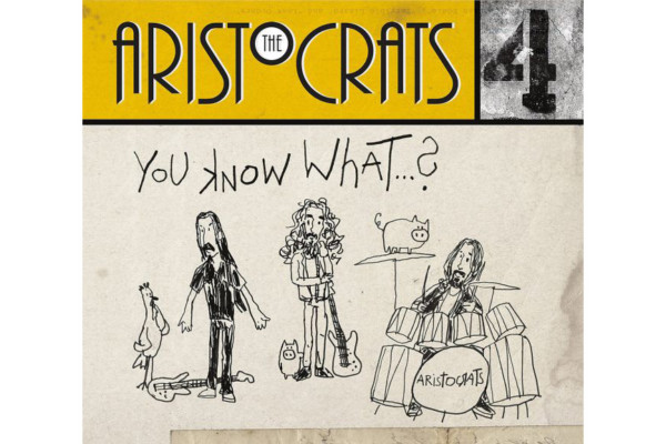 "The Aristocrats Return with ""You Know What…?"""