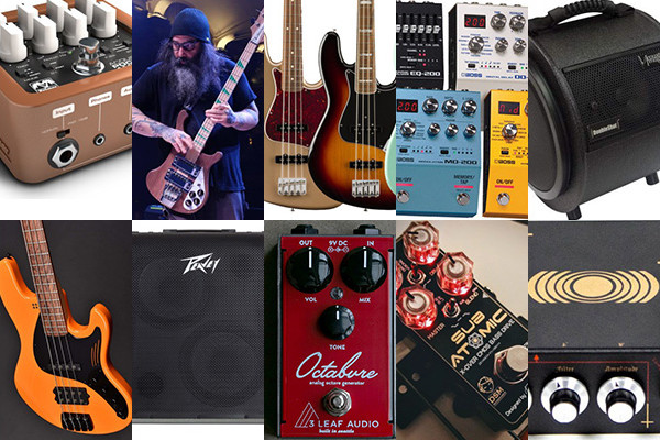 Bass Gear Roundup: The Top Gear Stories in June 2019