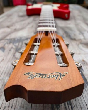 Abernethy Guitars Bass Perspective