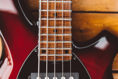 Ernie Ball Music Man Unveils Ball Family Reserve Bongo 5HH Bass
