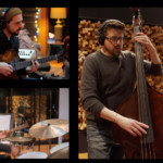 Jeff Denson, Romain Pilon, and Brian Blade: Listen Up