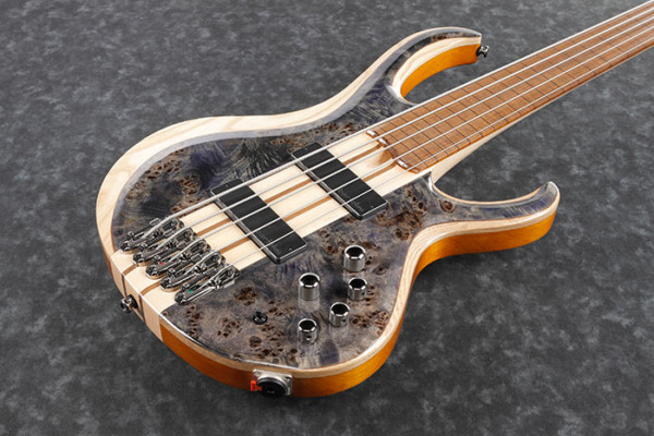 Ibanez Introduces Two New Fretless BTB Models