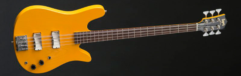 Seger Guitars DC Bass