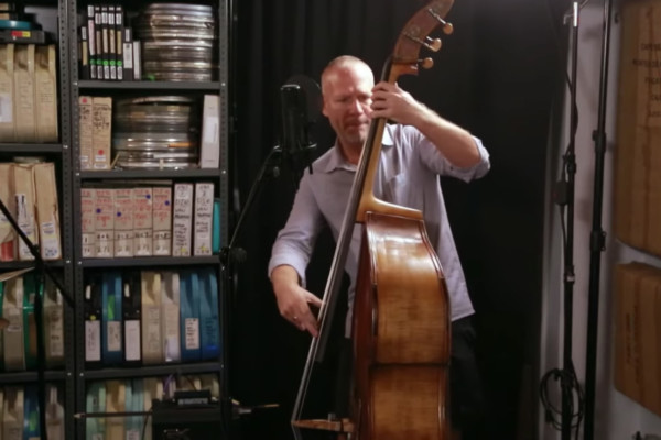 Avishai Cohen Trio: Paste Studio Performance