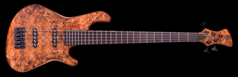 Adamovic Soul Bass Sunset Orange