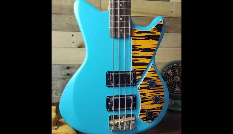 Bass of the Week: K. Butler Guitars Mod Shop Edition Bass