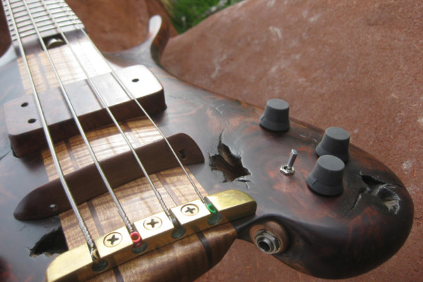 Bass of the Week: KB Guitars Magical Root Bass