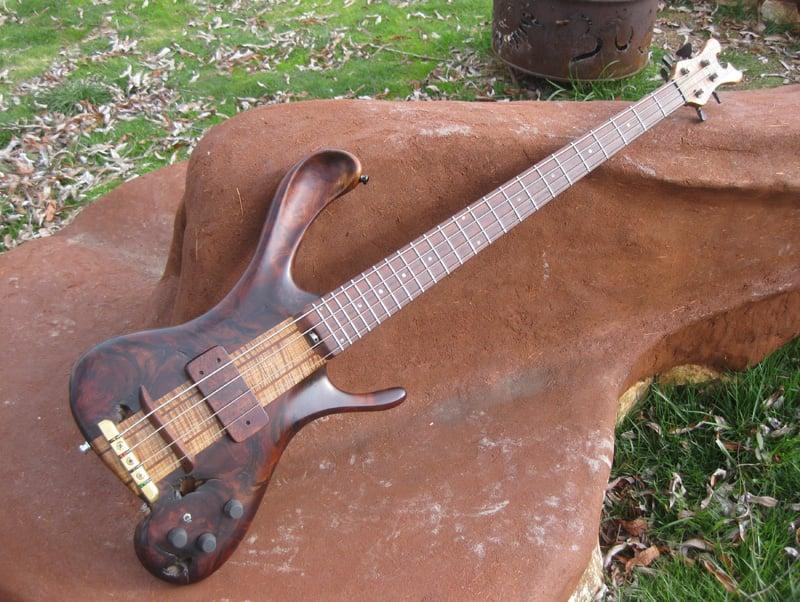 KB Guitars Magical Root Bass