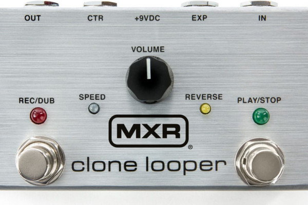 MXR Announces the Clone Looper Pedal