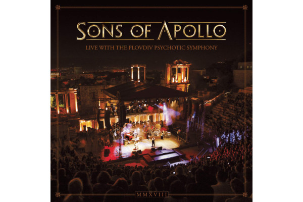Billy Sheehan and Sons of Apollo Release Live Album