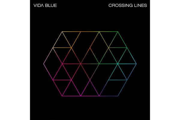 "Vida Blue Returns with ""Crossing Lines,"" Featuring Oteil Burbridge"
