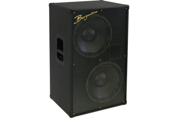 Bergantino Announces the HG312 Bass Cabinet