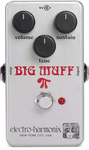 Electro-Harmonix 1973 V2 Ram's Head Big Muff Pi Reissue Pedal