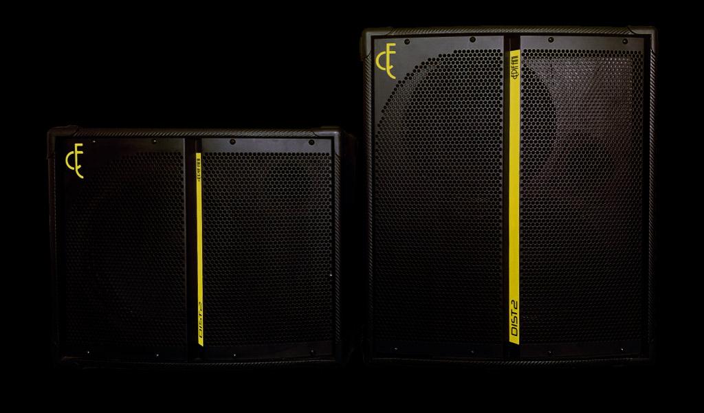Epifani DIST2 Bass Cabinets