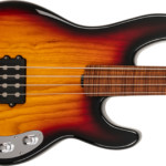 Ernie Ball Music Man Unveils Ball Family Reserve Fretless StingRay