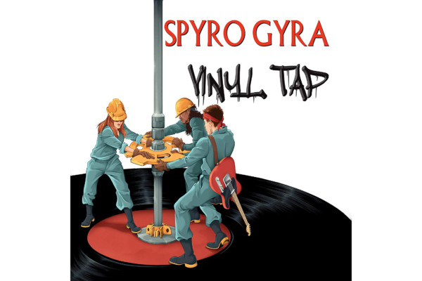 "Scott Ambush Anchors Spyro Gyra's ""Vinyl Tap"""