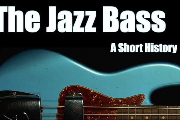 The Fender Jazz Bass: A Short History