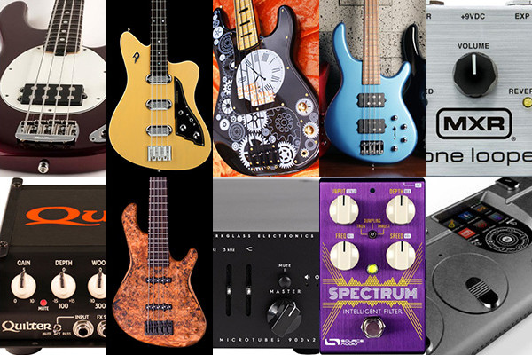 Bass Gear Roundup: The Top Gear Stories in September 2019