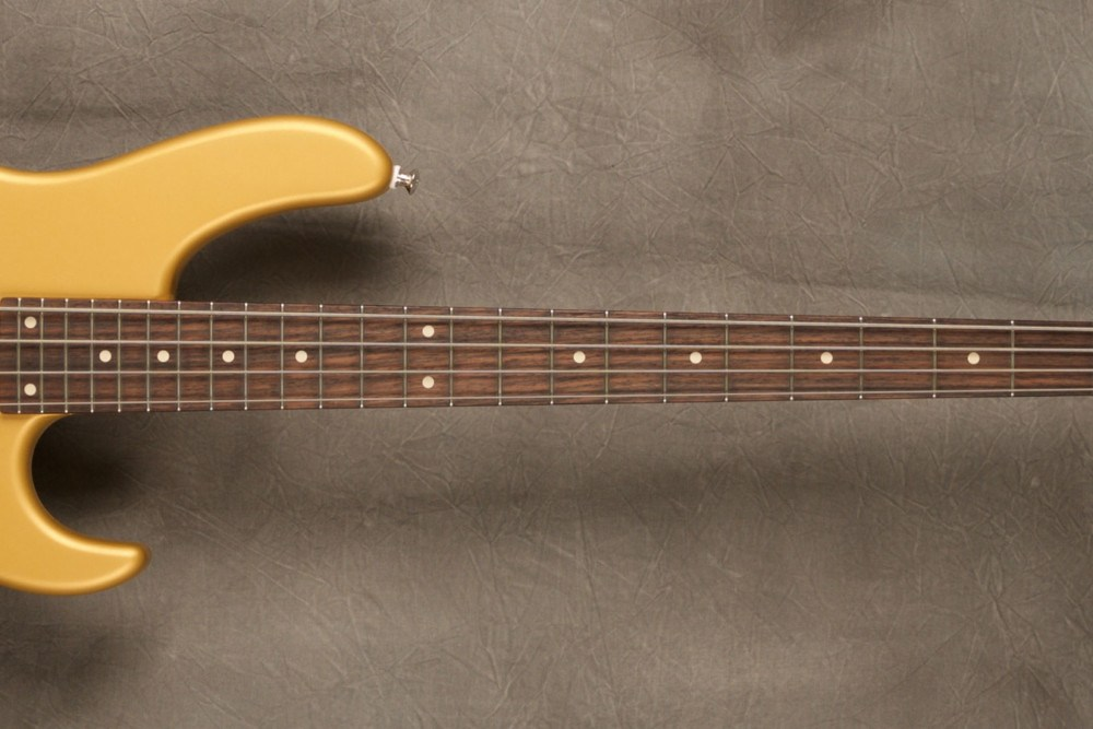 Bass Fretboard with Rosewood