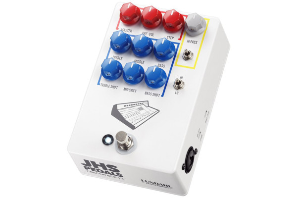 JHS Pedals Introduces Colour Box V2 Preamp Pedal