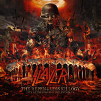 "Slayer Releases ""The Repentless Killogy"" Film and Live Album"