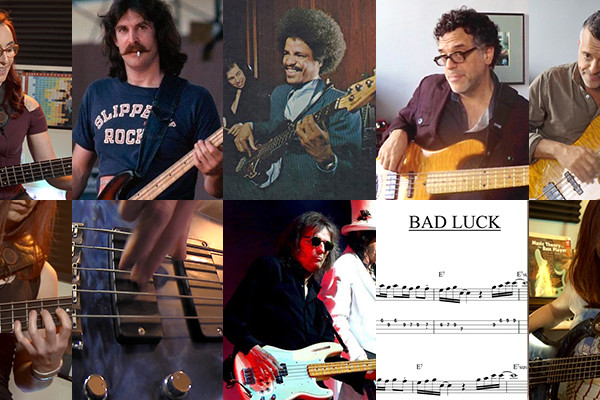 Best of 2019: The Top 10 Bass Lessons & Transcriptions