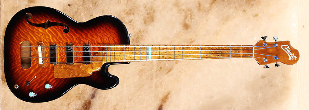 Carbonetti Guitars Constantine Bass