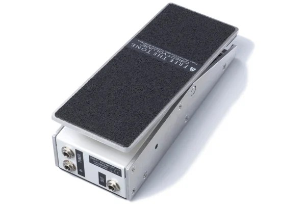 Free the Tone Unveils the DVL-1H Volume Pedal