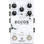 Keeley Electronics Sets Release Date for Eccos Delay/Looper Pedal