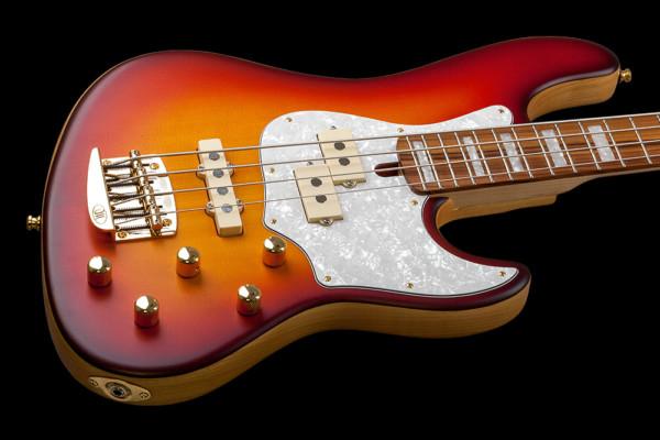 Mayones Unveils the Jabba Hadrien Feraud PJ 4 Signature Bass