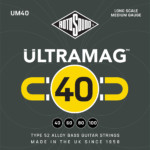 Rotosound Previews Ultramag Bass Strings