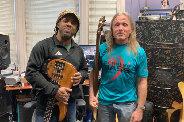 Steve Bailey and Victor Wooten to Host Free Webinar with Dave Ellefson, Justin Chancellor, and Billy Sheehan
