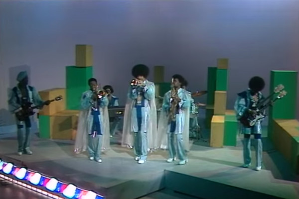 "Ohio Players: ""Skin Tight"" on TopPop"