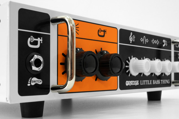 Orange Amplification Announces the Little Bass Thing Amplifier