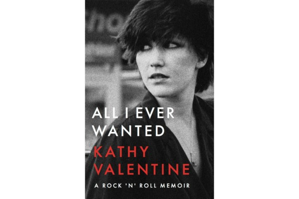 Kathy Valentine Announces New Memoir with Accompanying Book Tour