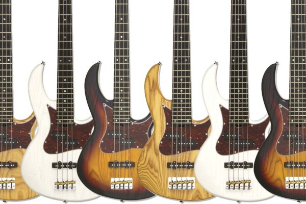 "Aria Guitars Announces the Aria Pro II 313-MK2 ""Detroit"" Bass"