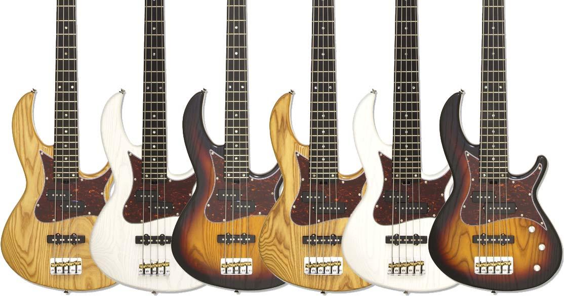 "Aria Guitars Announces the Aria Pro II 313-MK2 ""Detroit"" Bass"