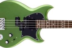 Reverend Guitars Announces Mike Watt Wattplower Mark II Bass