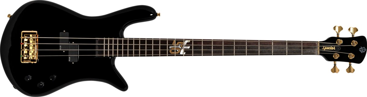 Spector Ian Hill Signature 2020 Bass Black