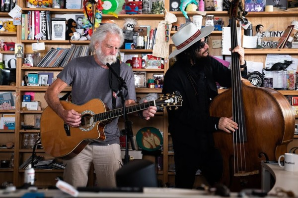 Bob Weir And Wolf Bros: Tiny Desk Concert