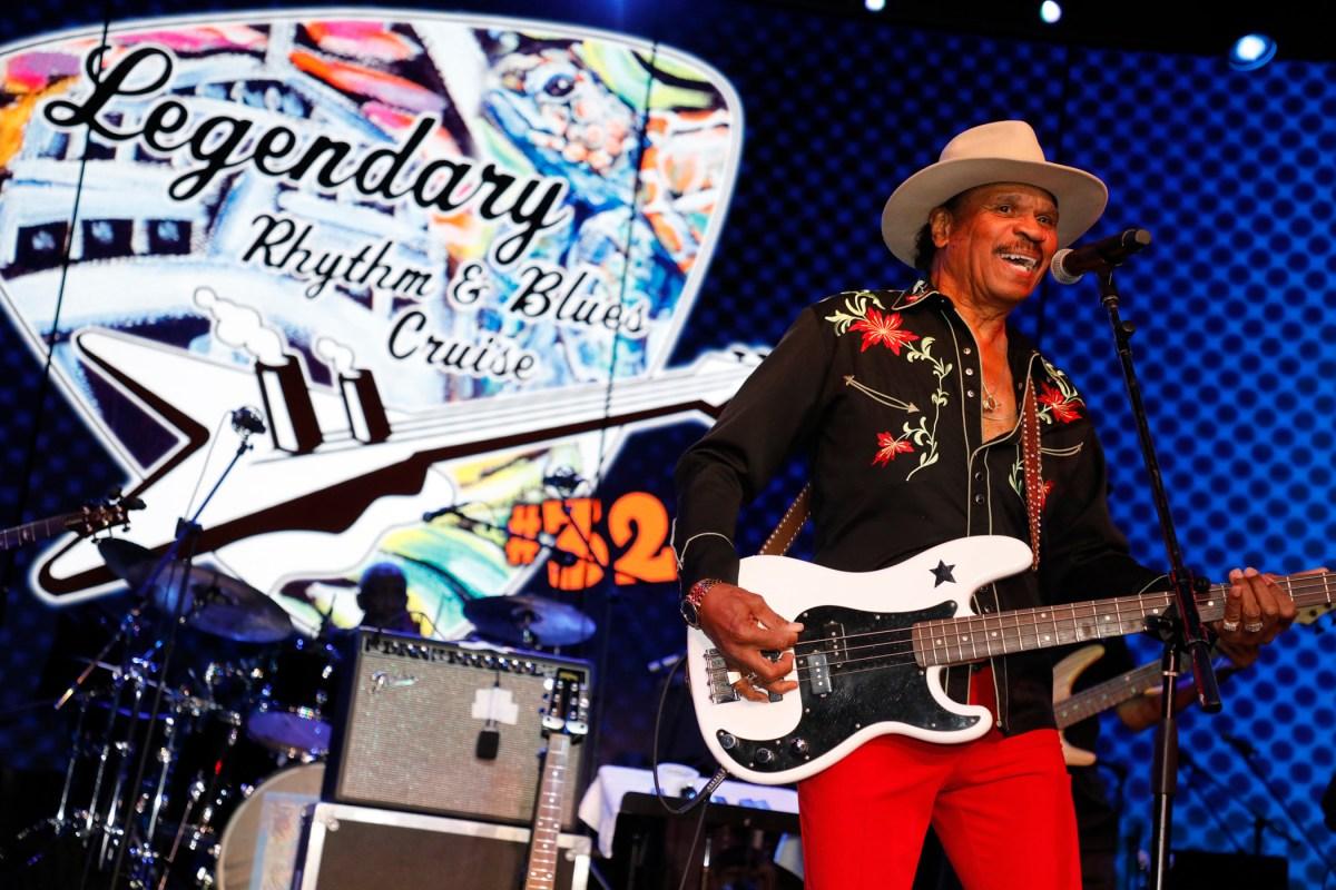 Benny Turner - Blues Cruise