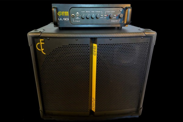 Gear Review: Epifani UL901 Bass Amp and DIST 2 1×12 Cabinet