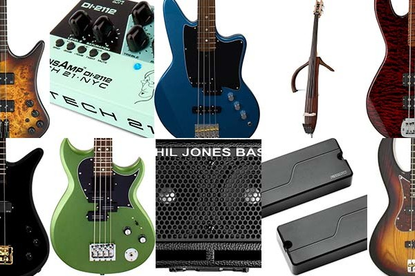 Bass Gear Roundup: The Top Gear Stories in February 2020