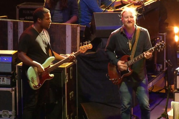 Tedeschi Trucks Band and Special Guests: Sly Medley