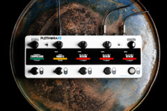 TC Electronic Announces the Plethora X5 Pedal Board