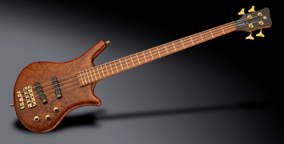 Warwick Thumb LTD 2020 BO Teambuilt 4 Bass