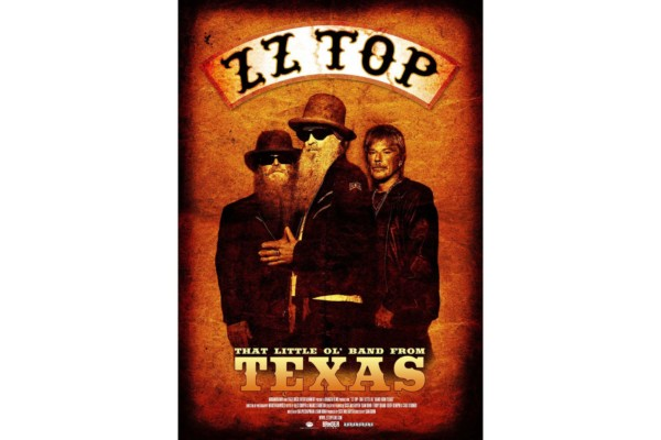 "ZZ Top Documentary ""That Little Ol' Band From Texas"" Now Available"